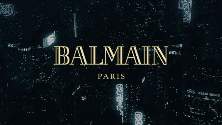 Klasik Fransız şıklığına modern dokunuş #HMBalmaination