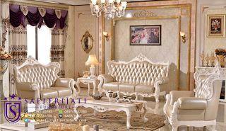 Safitrijati Furniture: Kursi Tamu Mewah Kualitas Terbaik