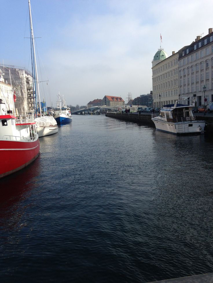 One weekend, we were able to get to Copenhagen with a cheap flight. It was fun to visit the ocean for a bit!