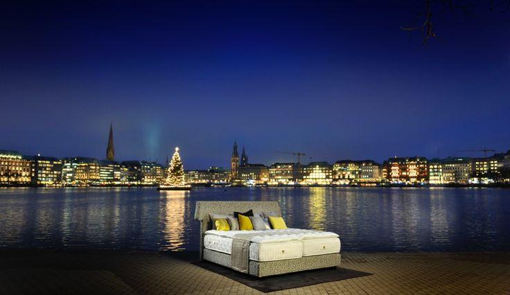 Treca Interiors Paris bed in Hamburg