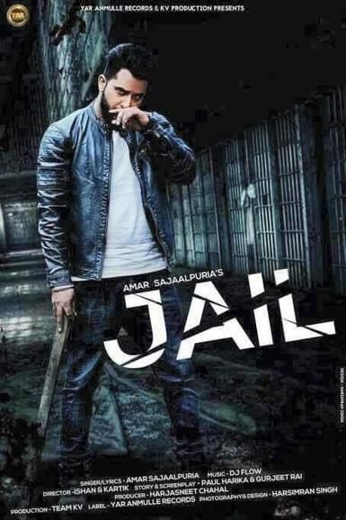 Latest punjabi song Jail By Amar Sajaalpuria mp3 song , Ringtone download Sandhuboyz.com