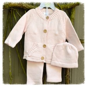 At Linens & Lace and all things lovely we carry a beautiful line of baby clothing. A variety of linen dresses and rompers, christening and baptism outfits and everyday wear for your little one. Visit us at www.linensandlace.ca