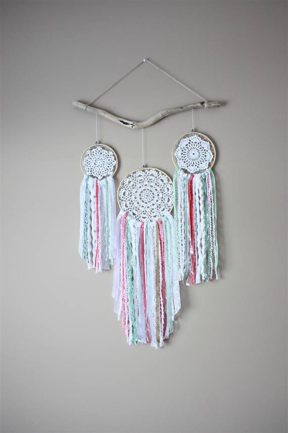 Check out this item in my Etsy shop https://www.etsy.com/ca/listing/585551661/custom-dream-catcher-wall-hanging