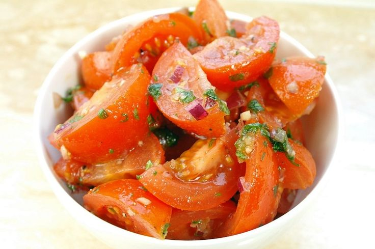 Gemarineerde tomaten - Lovemyfood.nl