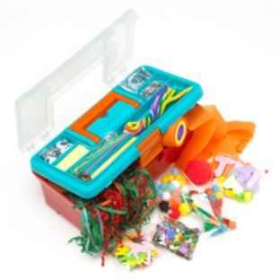 Buy Early Learning Centre Collage Toolbox At Argos.co.uk   Your Online Shop