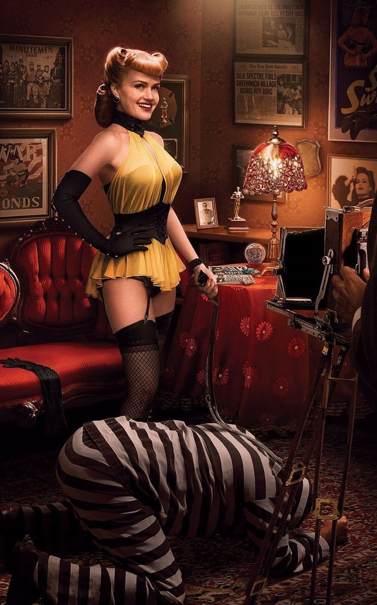 Carla Gugino as Sally Jupiter the Silk Spectre in Watchmen (Love Carla Gugino)