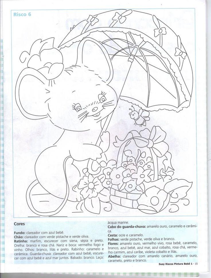 mouse paint coloring pages - photo#28