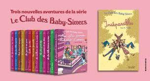 """Résultat de recherche d'images pour """"le club des baby sitters"""""""