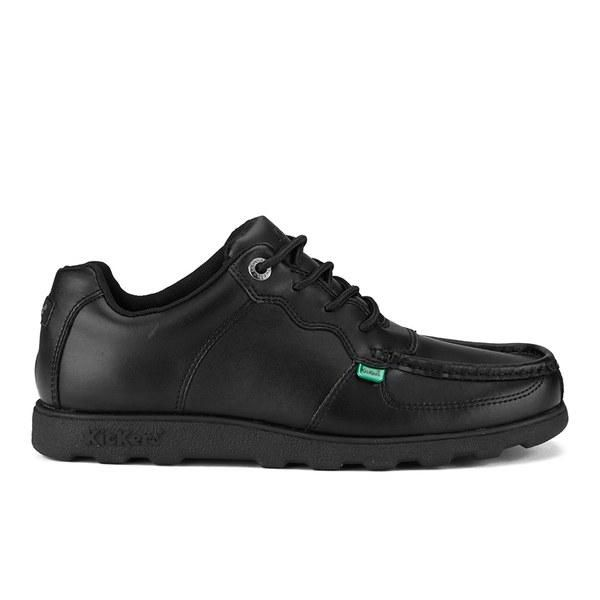 Kickers Men's Fragma Lace Shoes  Black £49.99 but £26.99 delivered using code 40FOOT at Zavvi