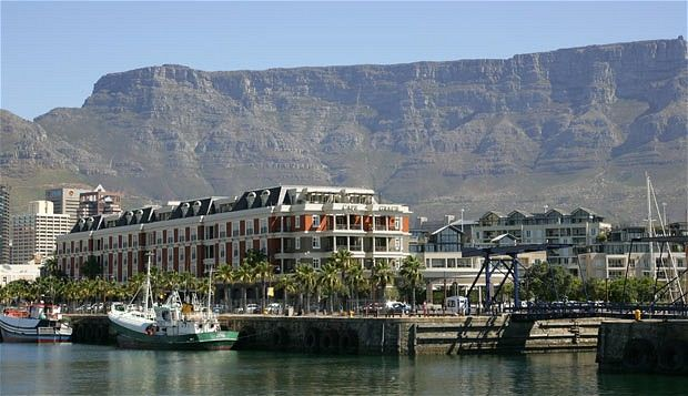 Cape Grace Hotel in Cape Town, South Africa, is situated in the iconic centre of Cape Town's Victoria & Alfred Waterfront, on their own private quay - Cape Town's most popular shopping and tourist attractions are all easily within reach.