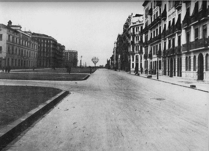 Gran Via Fernando el Católico (1927)