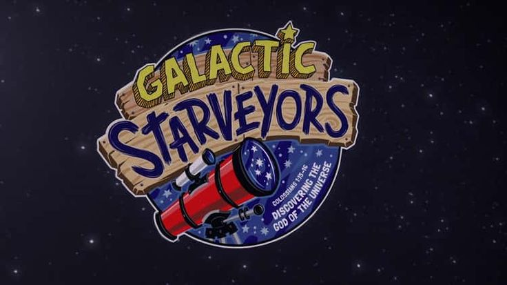 Image result for galactic starveyors vbs 2017