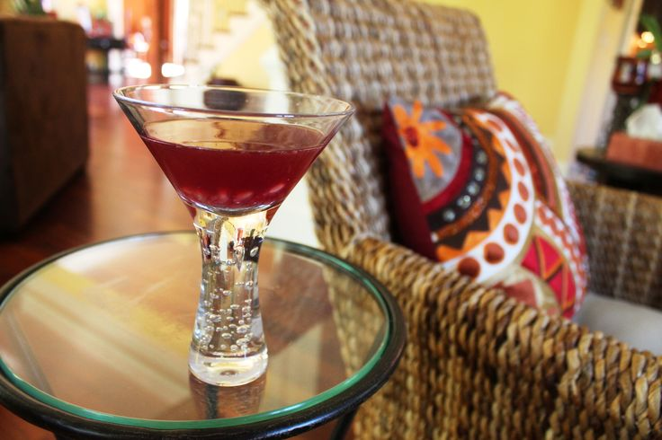 Pomegranate Cosmo | Drinks | Pinterest
