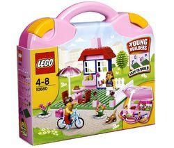 lego juniors valise de construction fille 10660 marque lego jouets garon