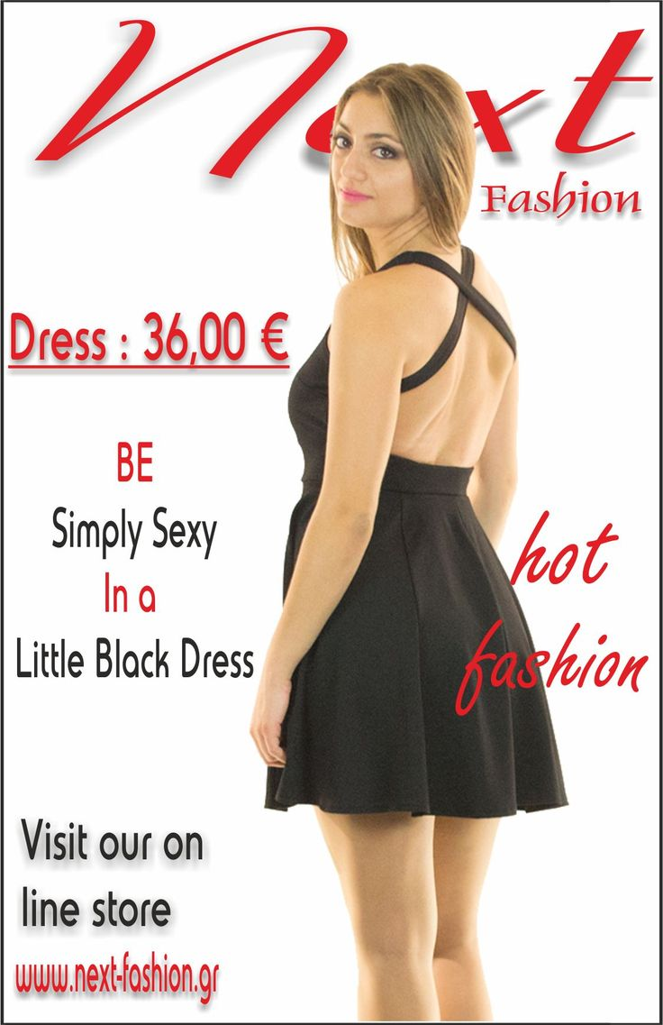 #Φορέματα #Γυναικεία #Μόδα #Women's #Fashion #Dresses #Casual #sexy #little #black #dress  Το φόρεμα μπορείτε να το βρείτε ΕΔΩ : http://next-fashion.gr/-foremata-/700--forema-konto-klos-exoplato-xiasti-rantes-.html