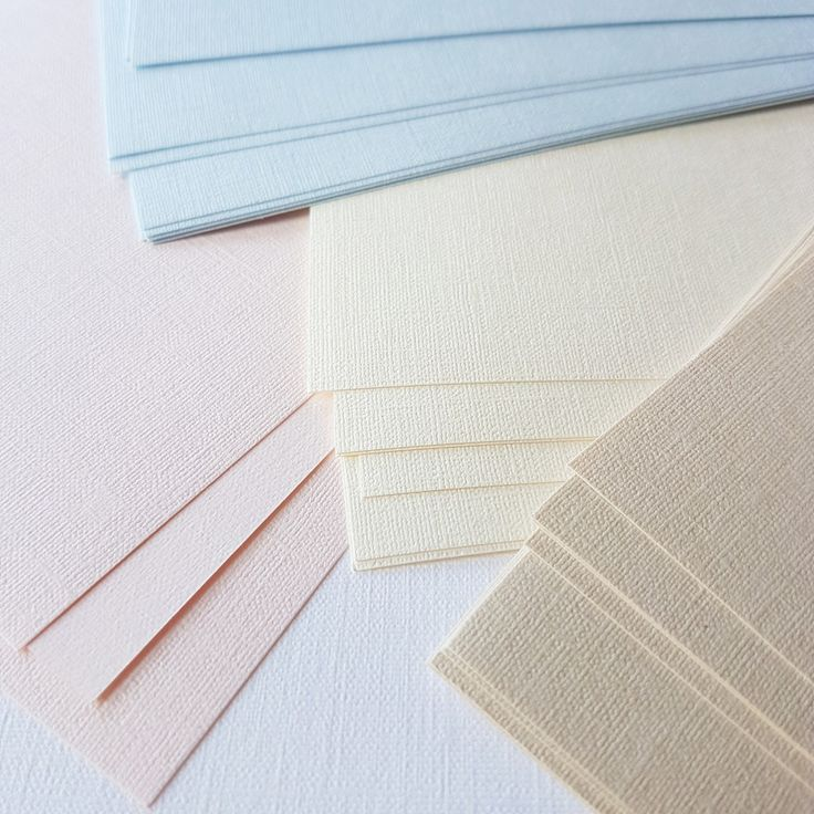Linen textured paper and card. Milled in Japan and excellent quality. So many uses including invitations for weddings, bridal showers, baby showers, christenings and much more.