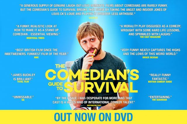 Comedians Guide To Survival