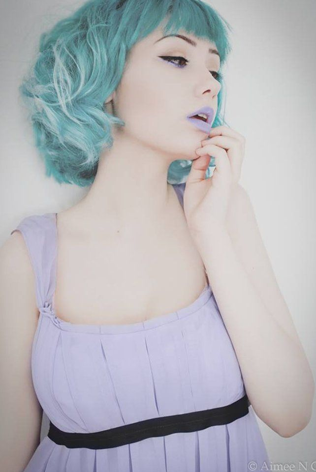1000  ideas about short teal hair on pinterest