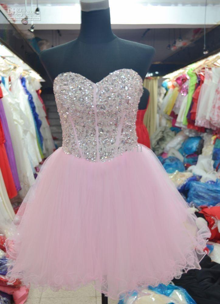 Pretty pink short dress, kinda reminds me of Nikki Minaj