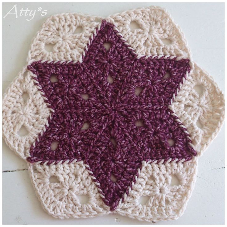 Atty's : Star Blanket tutorial. ~k8~