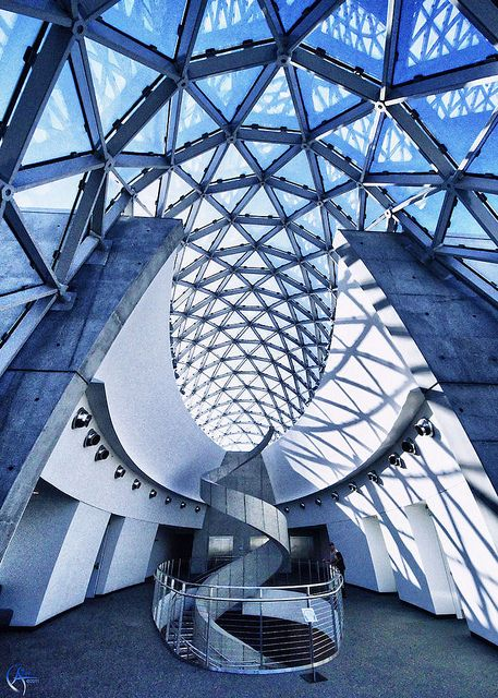 Salvador Dali Museum, St. Petersburg, Florida, US by HOK Architecture