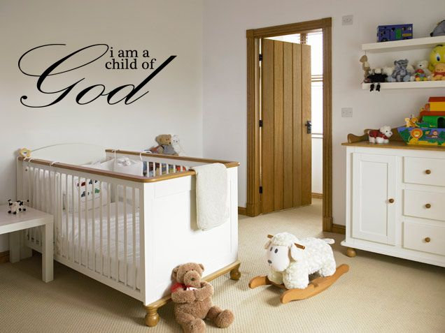 Best Church Nursery Ideas Images On Pinterest Church Nursery - Wall decals for church nursery