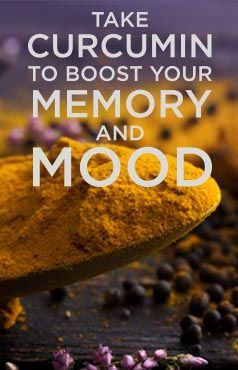A recent study depicts a positive correlation between taking a curcumin supplement and improved memory and mood. Curcumin, an antioxidant found in turmeric, also seems to have a positive impact on the brains of those with Alzheimer's disease.