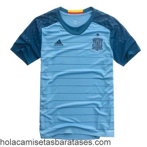 Camiseta Portero Primera España Euro 2016  €20.5