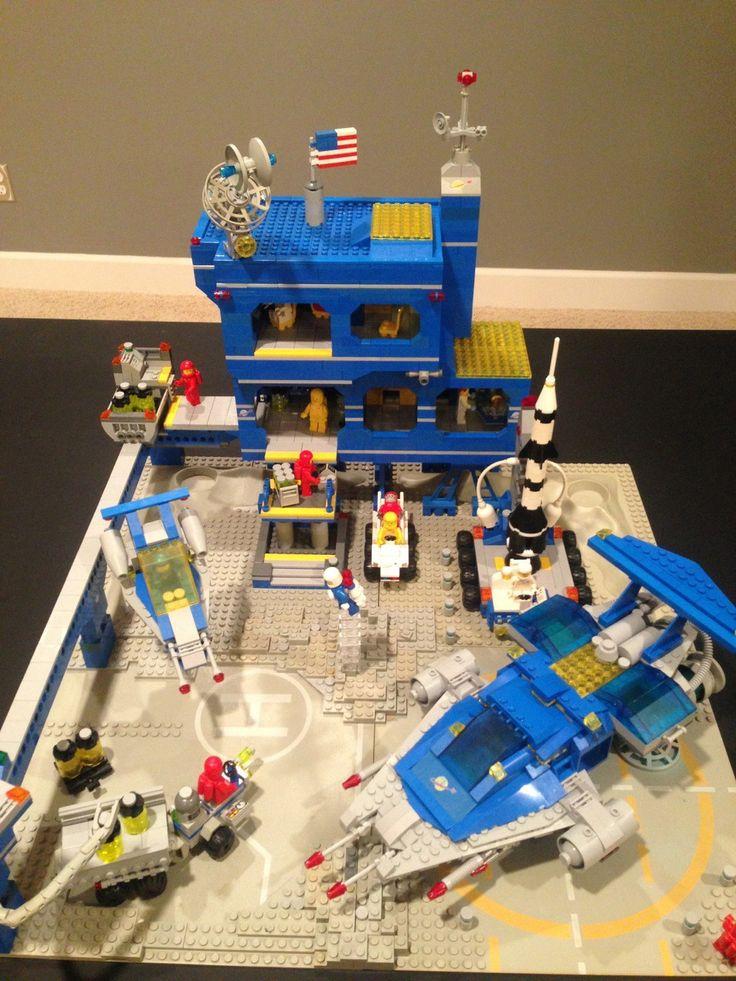 lego space shuttle moc instructions - photo #35