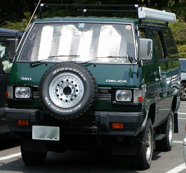 135 Best Mitsubishi Delica Images On Pinterest: 272 Best Mitsubishi Delica Star Wagon Images On Pinterest