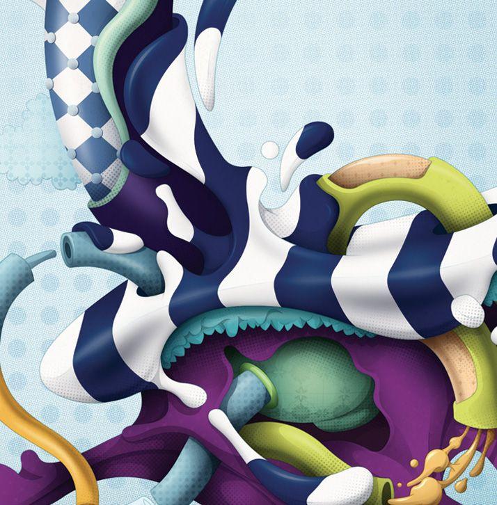 DIGITAL ARTWORKS BY LEANDRO LIMA || NationalTraveller.com