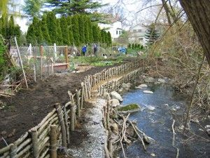 15 Best Creek Bank Project Images On Pinterest Gabion