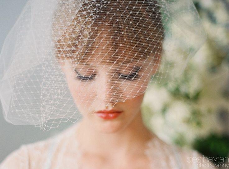 veil + make up