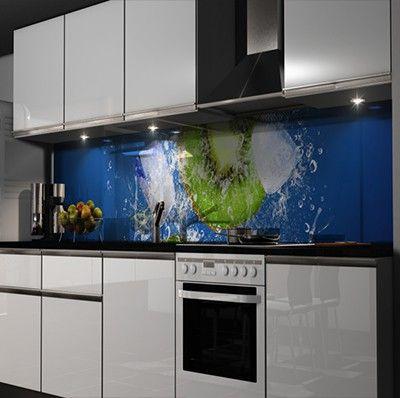 selbstklebende folie f r k chenr ckwand m bel wohnen. Black Bedroom Furniture Sets. Home Design Ideas