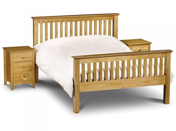 Best 20 pine bed frame ideas on pinterest for Shaker bed plans