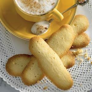 Vanillevinger koekjes