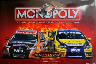 Monopoly V8 Supercar