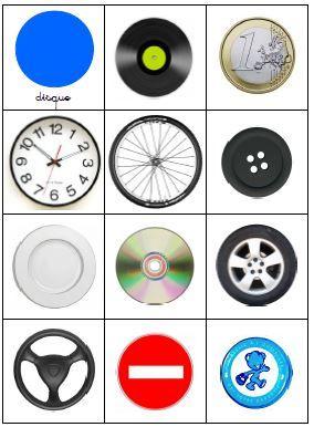 Les formes géométriques dans notre quotidien - Fofy à l'école