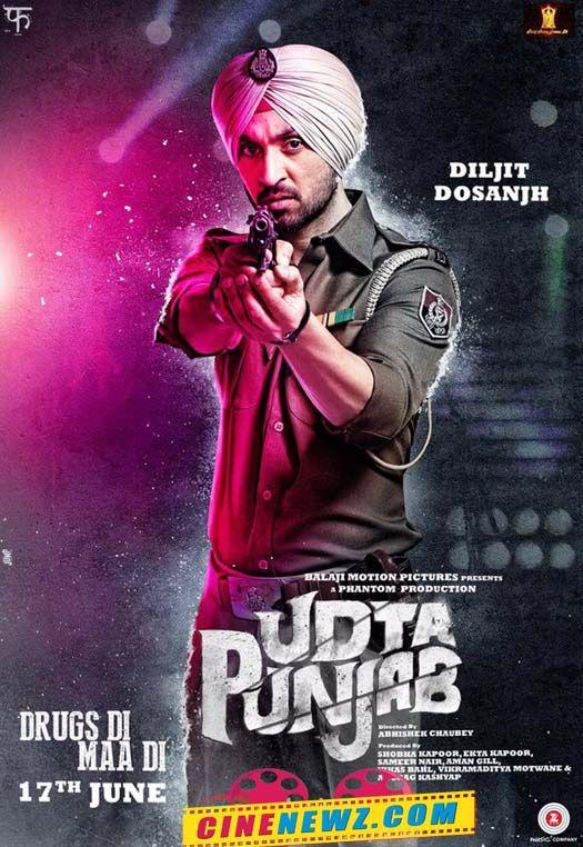 Diljit Dosanjh to feature as Sartaj Singh in Udta Punjab