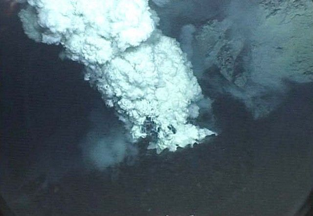 Oregon Submarine Volcano Erupts According to Intense Observation