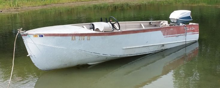 how to make an aluminum boat