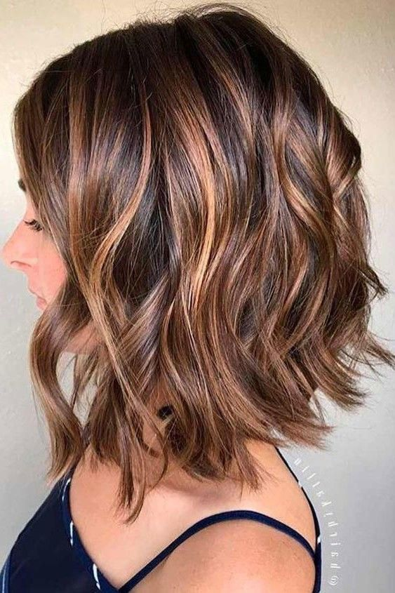 WATCH: Beautiful Balayage Highlights Inspiration for Your Next Salon Visit | Fall hair color for brunettes, Hair styles, Long hair styles