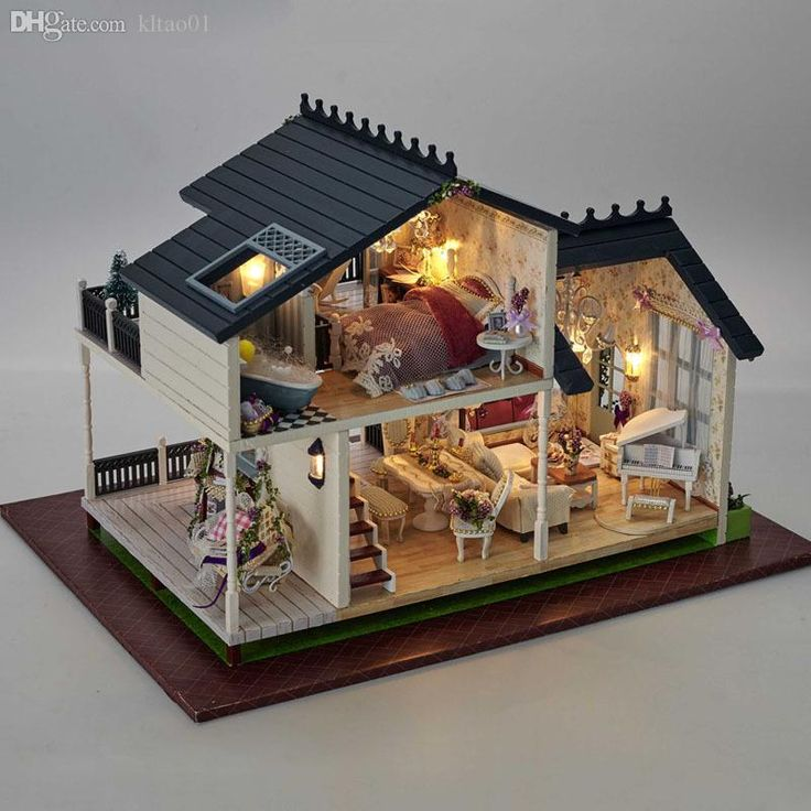 We are wholesale source for dolls house wallpaper, baby doll houses and doll houses to build. wholesale-a032 3d wooden large doll house miniatura furniture wood dolls lights dollhouse miniature house toy gifts houses toys add decorations for your doll and joy for you. We recommend kltao01 for rich variety of doll houses.