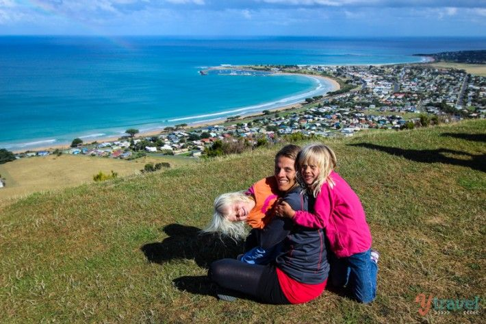 Mariners Lookout, Apollo Bay - Great Ocean Road, Australia