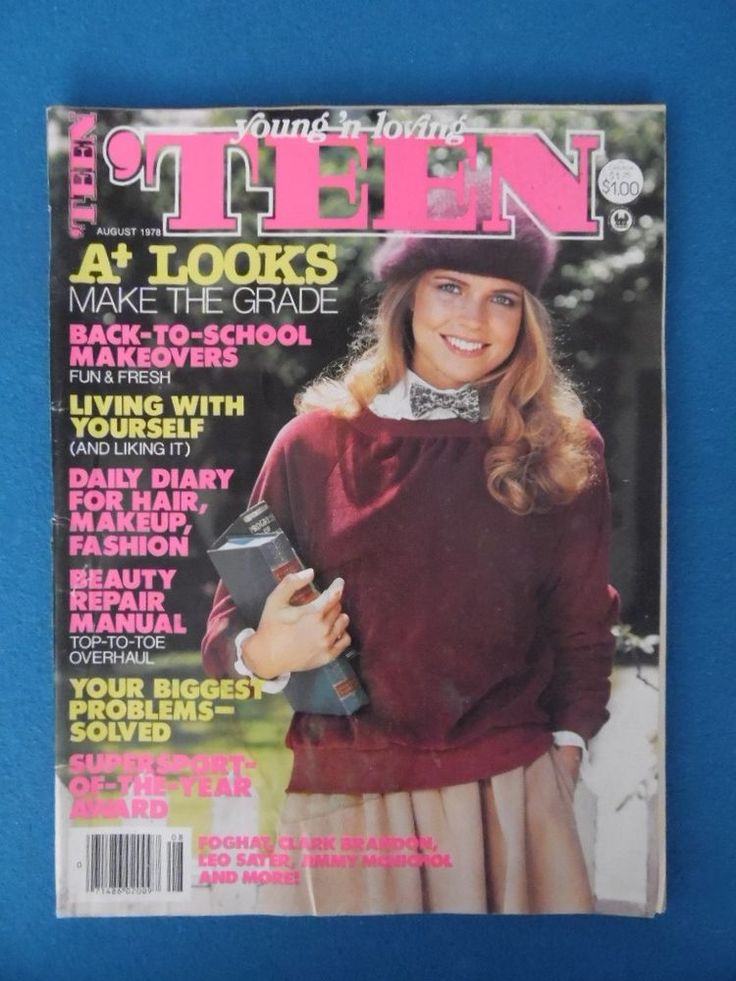 360 Best Favorite Teen Magazine Covers 1970-2000 Images -8862