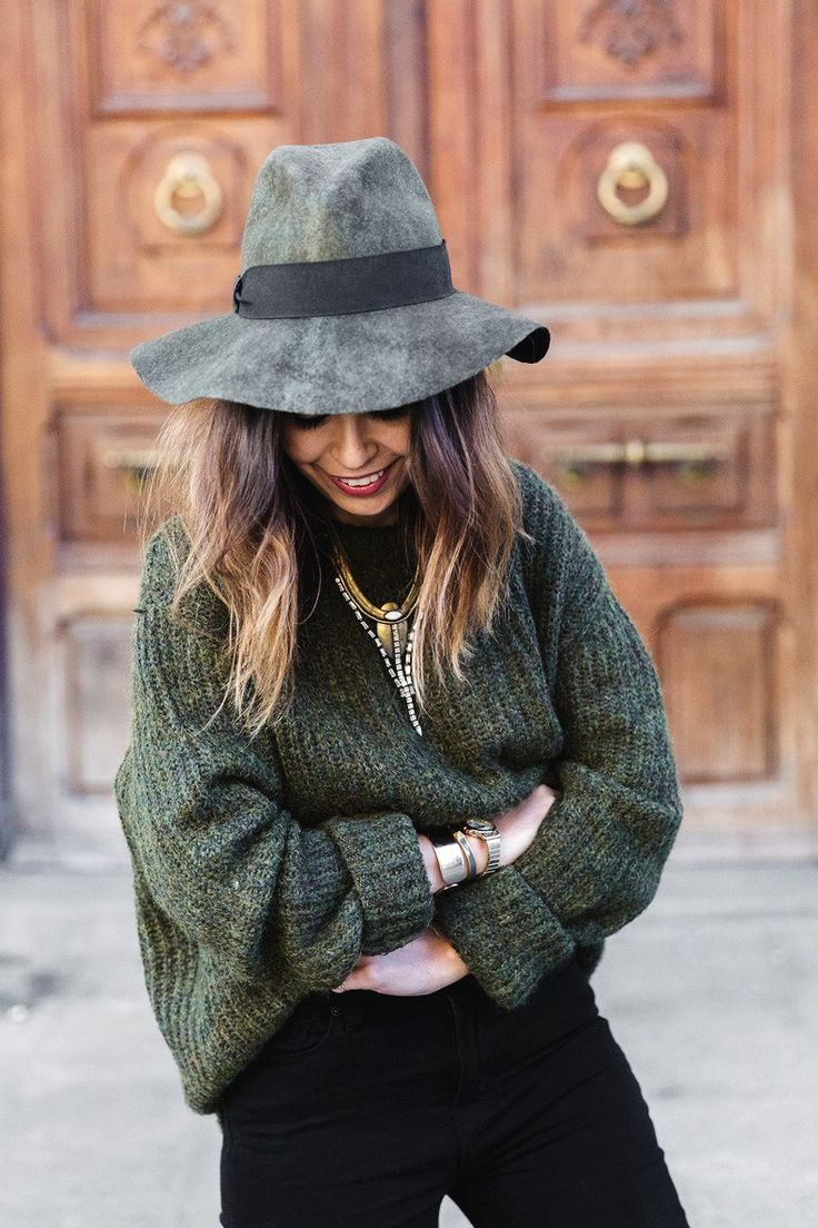 The floppy sun hat:fashionable hat can be as dignified or frivolous as you want based on what color you pick and the embellishments that you add to it
