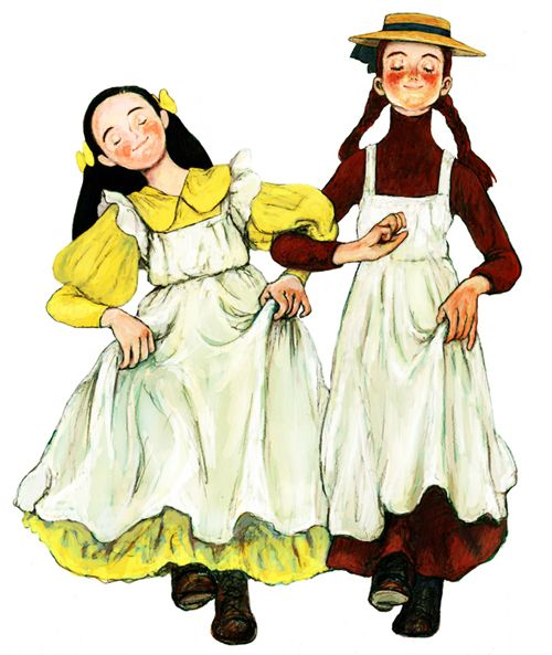 로맨티스트의 빨강머리 앤 블로그 Anne of Green Gables by Romantistaogg.egloos.com