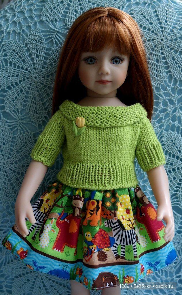 Нас было четыре сестры. Куклы Maru and Friends / Другие коллекционные куклы / Бэйбики. Куклы фото. Одежда для кукол