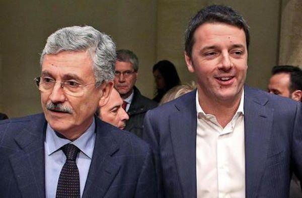 Scontro nel Pd, Renzi vuole il voto, D'Alema evoca la scissione - http://www.sostenitori.info/scontro-nel-pd-renzi-vuole-voto-dalema-evoca-la-scissione-2/278531