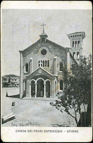Dominikan Church Alsancak Izmir